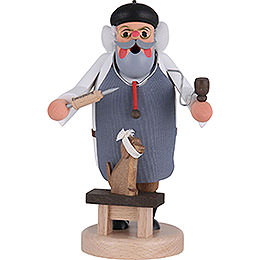 Smoker - Animal Doctor - 19 cm / 7 inch