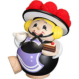 Smoker - Black Forest Girl - Ball Figure - 11 cm / 4 inch