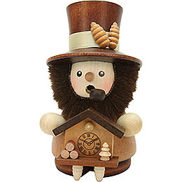 Smoker - Black Forest Man Natural - 10,5 cm / 4.1 inch