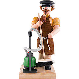 Smoker - Building Cleaner - 23 cm / 9.1 inch