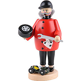 Smoker - Car Mechanic - 21 cm / 8 inch