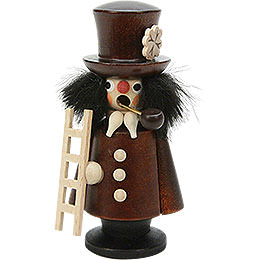 Smoker - Chimney Sweep Natural Colour - 10,5 cm / 4 inch