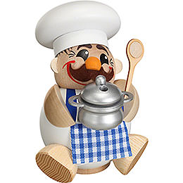 Smoker - Cook/Chef - Ball Figure - 12 cm / 5 inch