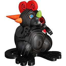 Smoker - Dragon 'Black Dragon Heart' - Ball Figure - 11 cm / 4.3 inch