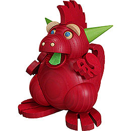 Smoker - Dragon Fire Dragon - Ball Figure - 12 cm / 4.7 inch