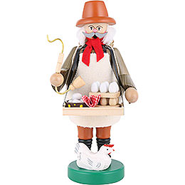Smoker - Egg Salesman - 22 cm / 9 inch