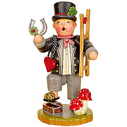 Smoker - Fortune Chimney Sweeper - 21 cm / 8 inch