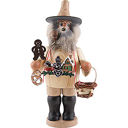 Smoker - Gingerbread Salesman - 20,5 cm / 8 inch