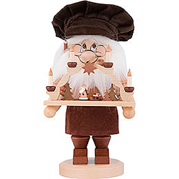 Smoker - Gnome Candle Arch - Maker - 28 cm / 11 inch