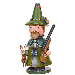 Smoker - Gnome Hunter - 14 cm / 5.5 inch