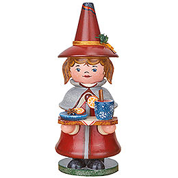 Smoker - Gnome Mulled Wine - 14 cm / 5.5 inch