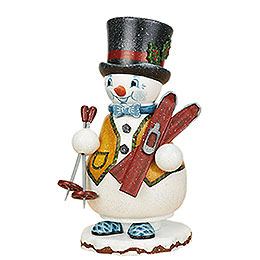Smoker - Gnome Ski Teacher 14 cm / 5 inch