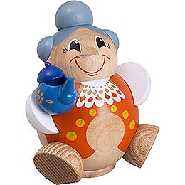 Smoker - Grandmother - Ball Figure - 11 cm / 4 inch