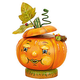 Smoker - Pumpkin Orange - 12 cm / 5 inch