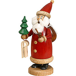Smoker - Santa Claus Red - 17 cm / 7 inch