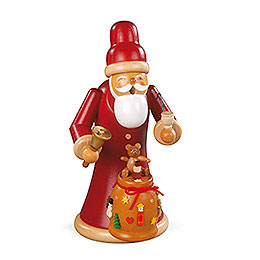 Smoker - Santa with Presents - 23 cm / 9 inch