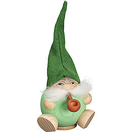 Smoker - Scented Dwarf Mint - Ball Figure - 19 cm / 7.5 inch