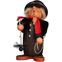 Smoker - Sleepy Head Chimney Sweep - 20 cm / 7.9 inch