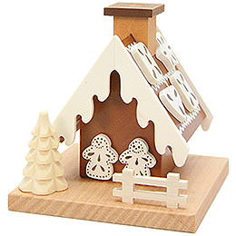 Smoking Hut - Witch's Cottage - 7,8 cm / 3.1 inch
