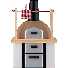Smoking Oven - CAMINO - 18 cm / 7.1 inch