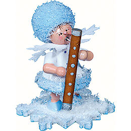 Snowflake with Bassoon - 5 cm / 2 inch