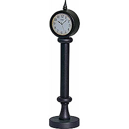 Station Clock for KWO Railroad - 29 cm / 11.4 inch