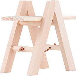 Stepladder with 2 Boards - 5 cm / 2 inch