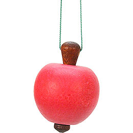 Tree Ornament - Apple - 3,0x4,7 cm / 1x2 inch