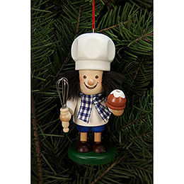 Tree Ornament - Baker - 10,8 cm / 4 inch