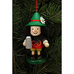 Tree Ornament - Bavarian - 10,5 cm / 4 inch