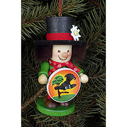 Tree Ornament - Champion Marksman - 10,5 cm / 4 inch