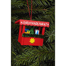 Tree Ornament - Christkindlmarkt Toys - 6,3x5,3 cm / 2.5x2.1 inch