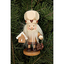Tree Ornament - Confectioner Natural - 10,8 cm / 4 inch