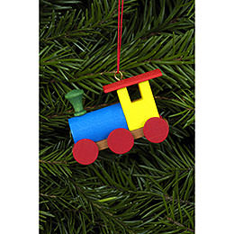 Tree Ornament - Engine - 5,2x3,8 cm / 2x2 inch