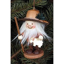 Tree Ornament - Herdsman Natural - 10 cm / 4 inch