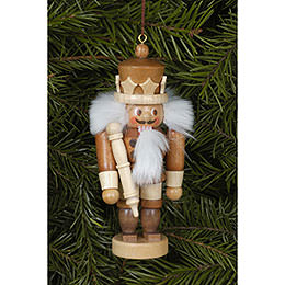 Tree Ornament - King Natural - 10,5 cm / 4 inch