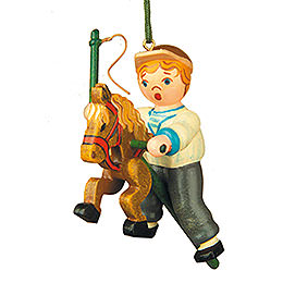 Tree Ornament - My Horse - 6,5 cm / 2,5 inch