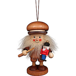 Tree Ornament - Nutcracker Maker Natural - 9,5 cm / 3.7 inch