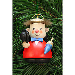 Tree Ornament - Teeter Man Arthur, the Angel - 7,5 cm / 3 inch