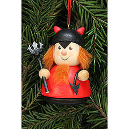 Tree Ornament - Teeter Man Teufelchen - 7,0 cm / 2.8 inch