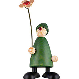 Well-Wisher Phillip with Flower - 17 cm / 6.7 inch
