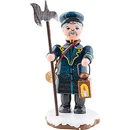 Winter Children Night Watchman - 9 cm / 3,5 inch