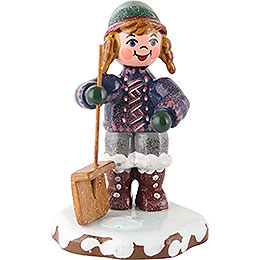Winter Children Snow Sweeper - 6 cm / 2 inch